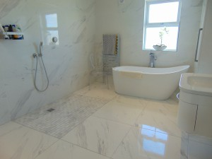 Stunning Newly Installed Wet Room