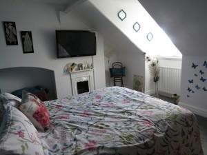 Bedroom No. 4 (to rear)