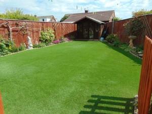 Lovely Rear Garden