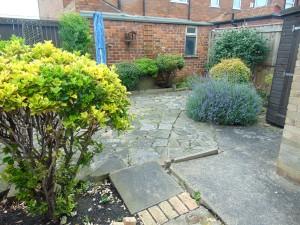 Large Sunny Rear Garden