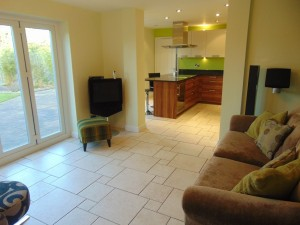 Excellent Family Room/Kitchen