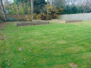 Large Very Private Sunny Rear Garden