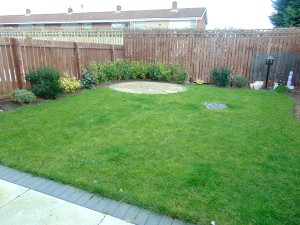 Lovely Well laid Out Rear Garden