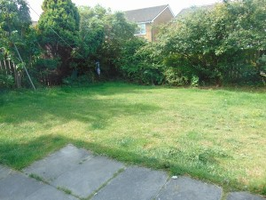 Pleasant Private Sunny South Facing Rear Garden