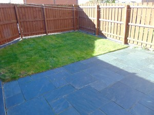 Sunny South Facing Rear Garden which is not overlooked