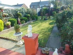 Beautiful Sunny South Facing Rear Garden