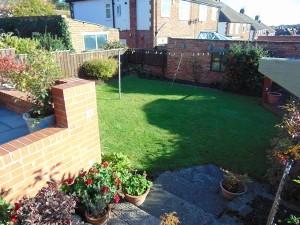 Delightful Well Stocked Rear Garden