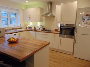 Excellent Kitchen Family Room
