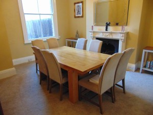 Dining Room to rear