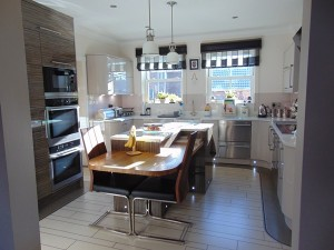 Newly Installed Individually Designed  Kitchen By Coast