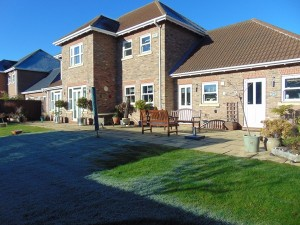 Beautiful Well Established Southerly Landscaped Rear Garden