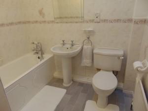 Tiled Bathroom