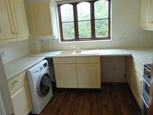 Fully Tiled Kitchen