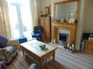 Sitting Room overlooking rear garden