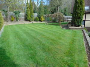 Beautiful Well Stocked Private Gardens Surrounding Property