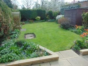 Beautiful Private Sunny South Facing Rear Garden