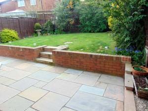 Delightful Sunny Rear Garden