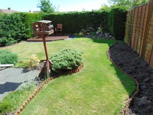 Beautiful Sunny South Facing Private Garden To Rear