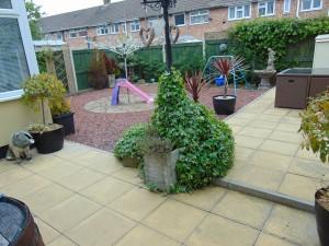Beautiful Sunny Rear Garden