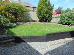 Lovley Sunny Rear Garden