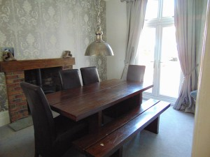 Dining Room (to rear)