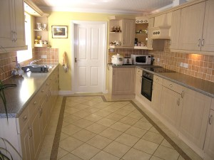 Excellent Large Dining Kitchen