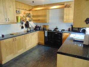 Excellent Breakfast Room/Kitchen