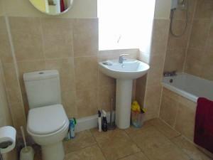 Tiled Family Bathroom