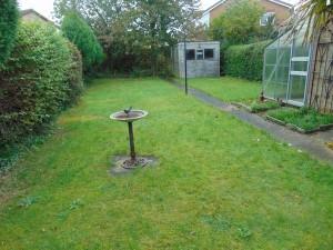 Delightful Private Sunny Rear Garden