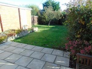 Delightful Sunny Well Stocked Rear Garden