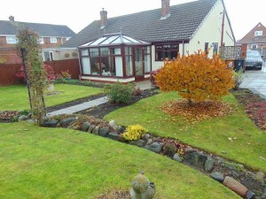 Large Beautiful Well Established Sunny South Facing Rear Garden