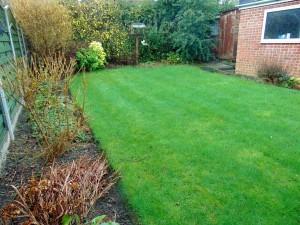 Pleasat Private Rear Garden