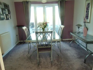 Dining Room (double doors from Lounge)