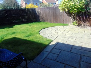 Beautiful Well Laid Out Sunny Rear Garden