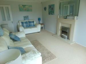 Pleasant Lounge To Rear Overlooking Beautiful Rear Garden