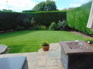 Beautiful Private South Facing Sunny Rear Garden