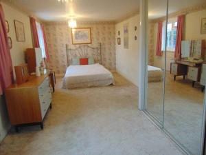 Bedroom No.1(originally bedroom 1 & 4)