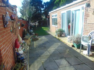 Lovely Well Established Rear Garden