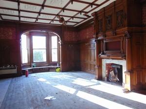Impressive Reception Room