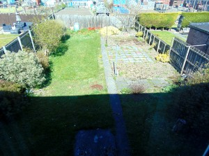 Large Well Stocked Rear Garden Which Is Not Overlooked