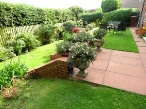 Beautiful Sunny Private Well Established Rear Garden
