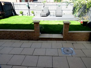 Lovely Well Laid Out Sunny Rear Garden