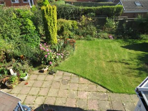 Beautiful Well Established Private Sunny Rear Garden