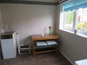 Breakfast Room (off Kitchen)